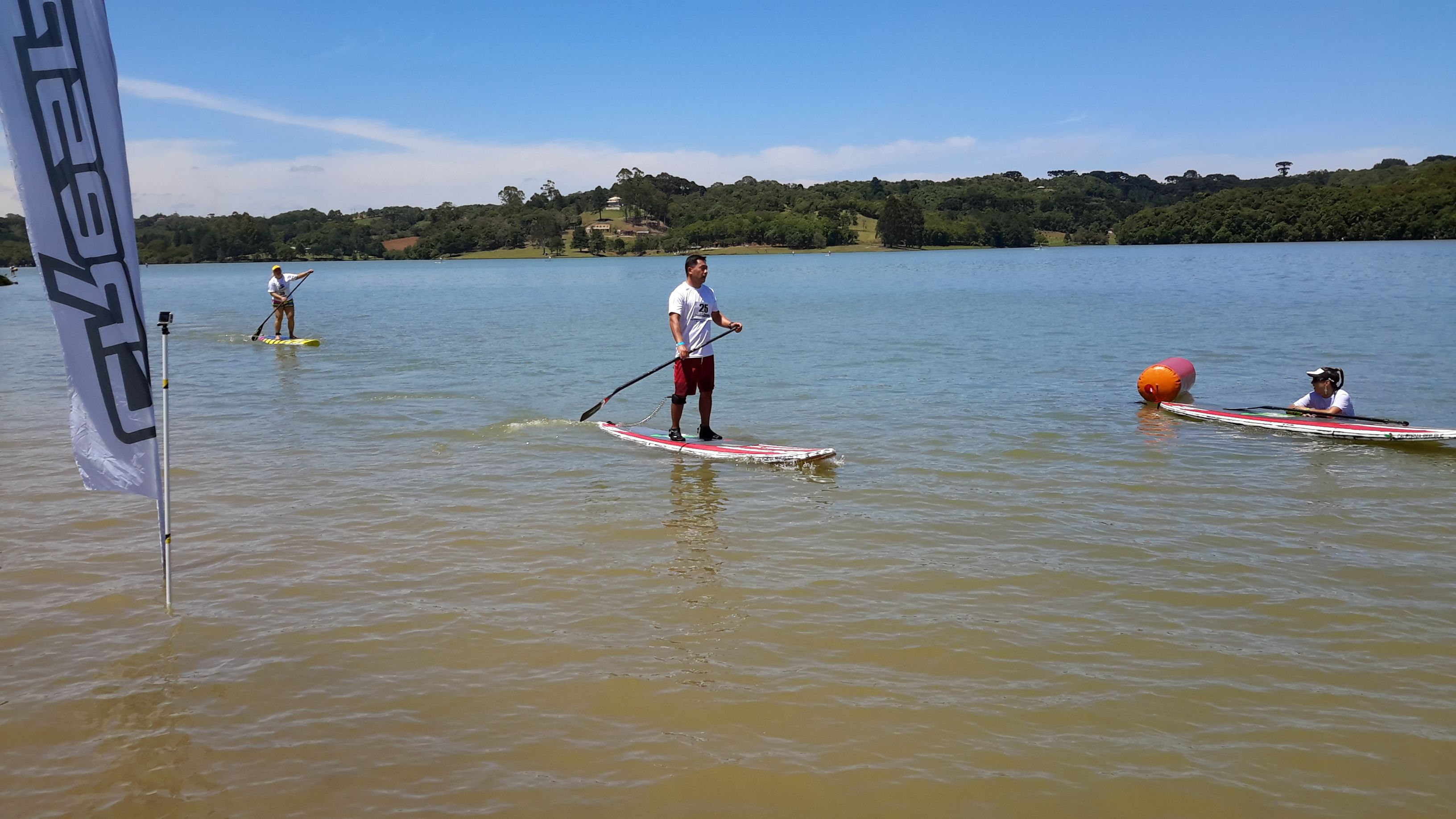 Passauna Paddle Club - 4ª Etapa do Paranaense de Stand up Paddle