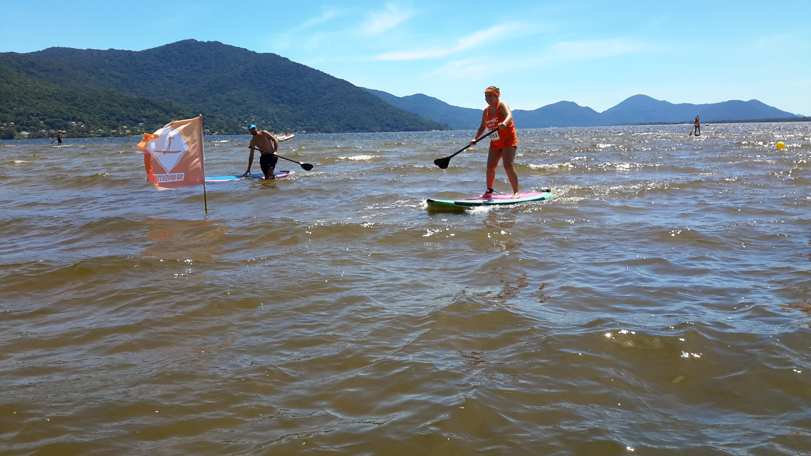 Festival Destino SC de Stand Up Paddle